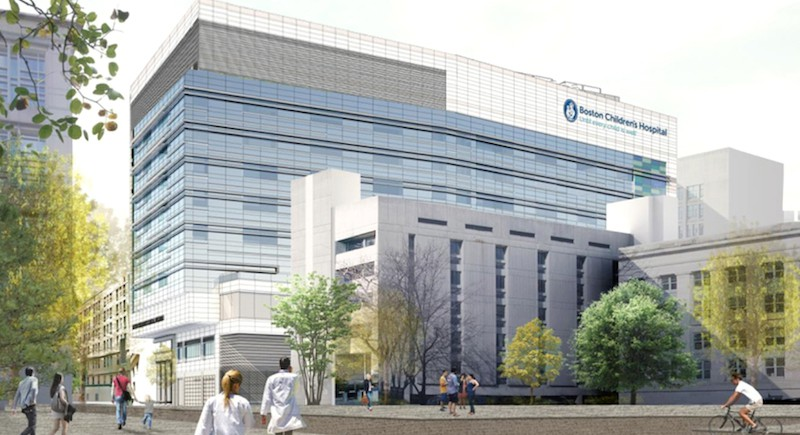 Boston Children's Hospital Clinical Building Project- 2017