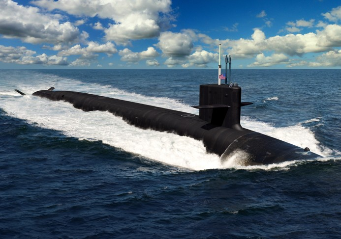General Dynamics Electric Boat Facility Upgrades